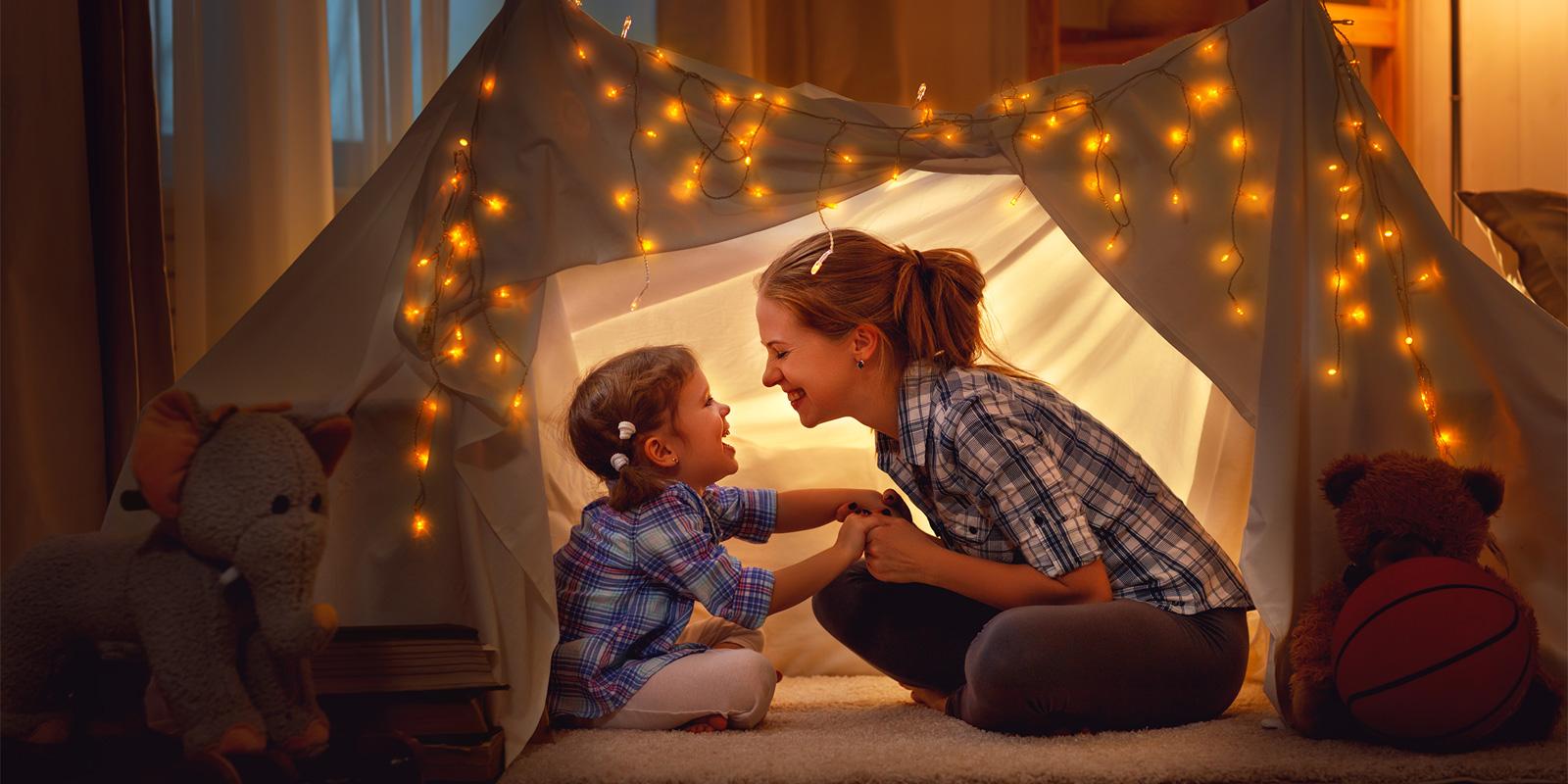 carousel-tent